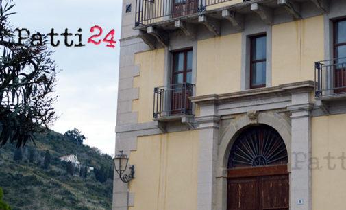 PATTI – A quando l'apertura di Palazzo Galvagno? La Consulta del Centro storico chiede lumi