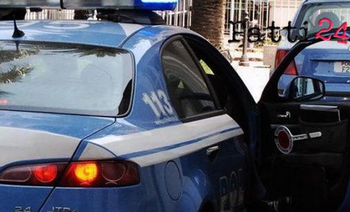 MESSINA – Non si ferma all'alt e fugge ad alta velocità in centro città. Arrestato