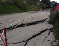 PATTI – Strade provinciali impraticabili, necessari interventi urgenti