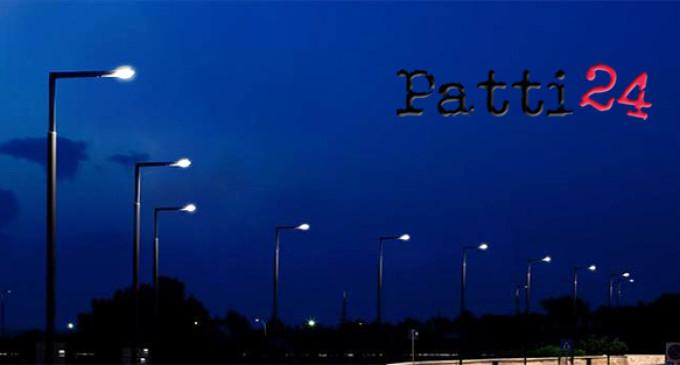 Milazzo u2013 illuminazione asse viario non funzionante da ben 3 anni