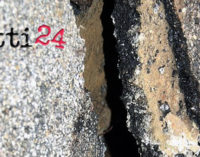 PATTI – Rimane interdetta al transito la strada provinciale 117 Masseria-San Cosimo