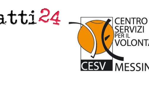 BARCELLONA P.G – Il Cesv di Messina avvia dal 24 marzo un ciclo di seminari destinato a volontari e aspiranti volontari