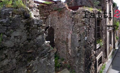 PATTI – Al Centro storico ruderi a 1 euro, ma i proprietari se li tengono stretti
