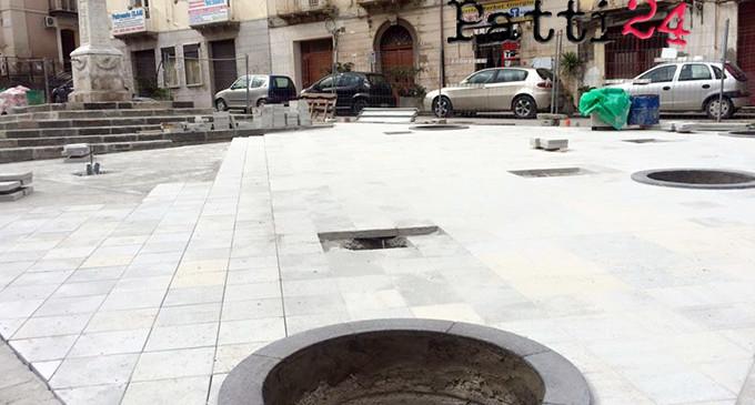 PATTI – Lavori di riqualificazione urbana a San Nicola, oggi l'assemblea di quartiere