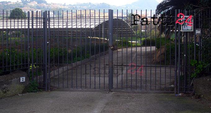 PATTI – Di domenica cancelli sbarrati alla Villa Romana, niente soldi per gli straordinari