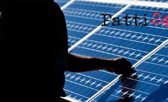 PATTI – Finanziata l'installazione di impianti fotovoltaici sugli edifici scolastici di Scala, S. Cosimo e Gallo per un totale di €. 63.000,00