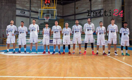 """PATTI – Basket: in Serie C domenica sera ore 18:30 tutti al """"Pala Serranò"""" per il derby Sport è Cultura Patti – Costa Capo d'Orlando"""