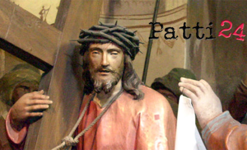 PATTI – Mercoledì,  la Via Crucis vivente nel centro storico (di Nicola Arrigo)