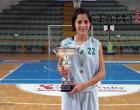 PATTI – La pattese Beatrice Stroscio è stata una delle protagoniste nella finale regionale di basket femminile under 15