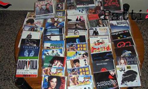 MESSINA – Denunciato un cittadino del Marocco per commercio di dvd contraffatti