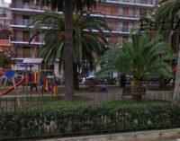 MILAZZO – Fornitura giochi per bambini a piazza Nastasi ed elementi di arredo urbano