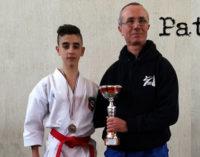PATTI – Nel karate  il pattese Pietro Lisi ha ottenuto la qualificazione alla fase nazionale
