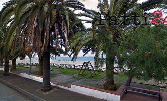 PATTI – Assegnati 34.526 euro per il parco giochi sul lungomare Zuccarello a Marina di Patti