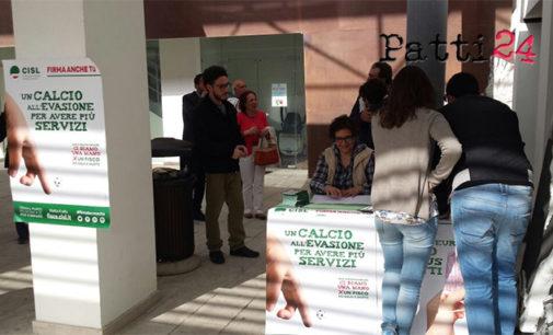 BARCELLONA – Cisl a Barcellona Pozzo di Gotto, assemblea zonale e #firmalacrescita