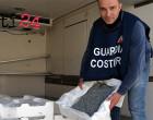 """MILAZZO – """"Minimum Size"""", operazione di contrasto alla pesca illegale della Guardia Costiera, sequestro a Villafranca, irregolarità a Patti , Torrenova e Sant'agata"""