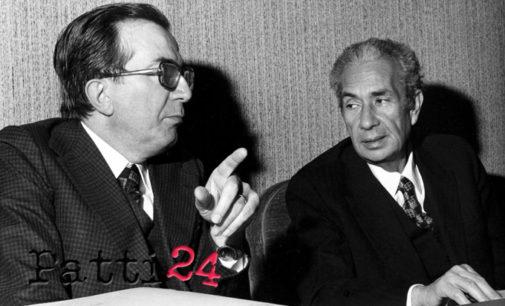 PATTI – ' Chi e perché ha ucciso Aldo Moro ', convegno del Pd domani alle 18