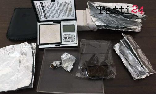 SANTA TERESA DI RIVA – Arrestato 33enne incensurato per detenzione ai fini di spaccio di sostanze stupefacenti