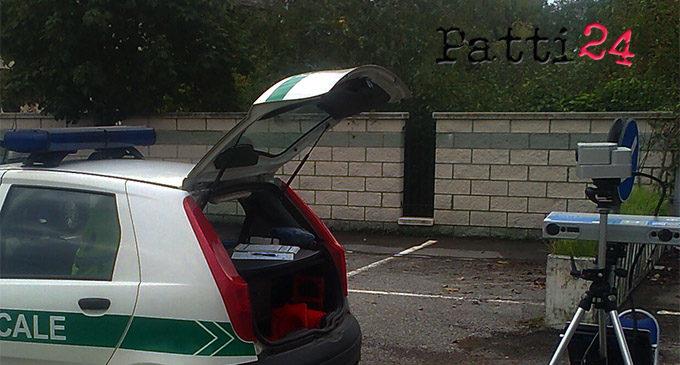 MESSINA – Dal 14 settembre torna l'autovelox sulla Panoramica dello Stretto