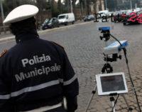 """MESSINA – Controllo velocità con autovelox e  rilevamento infrazioni con il dispositivo """"scout"""" da oggi fino a sabato"""