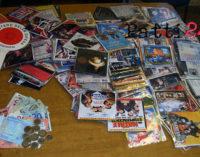 MESSINA – Denunciato un marocchino per commercio di dvd contraffatti
