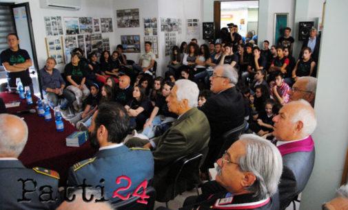 S. AGATA MILITELLO – Alla sede FAI studenti e autorità ricordano Giovanni Falcone