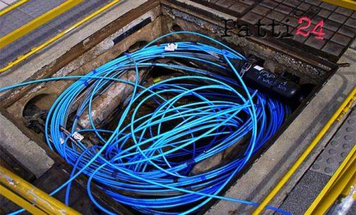 PATTI – Passaggio fibra ottica, modifica viabilità in via Lionti e via Di Vittorio