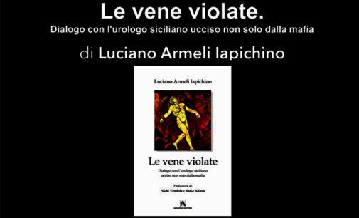 """PATTI – Gli studenti del liceo incontrano l'autore di """"Le vene violate"""", il libro dedicato ad Attilio Manca"""