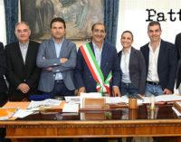 BARCELLONA P.G. – Materia presenta la squadra di assessori, tra pochi giorni le deleghe