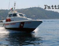 MILAZZO – Guardia Costiera, numerose le verifiche del rispetto dei divieti di navigazione e delle attività ludico ricreative