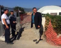 PATTI – Azzeramento delle barriere architettoniche in via Grotte a Mongiove