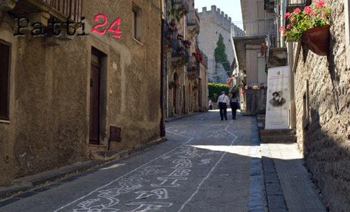 MONTALBANO ELICONA – Week End artistico al Borgo dei Borghi d'Italia con la terza edizione dell'insabbiata
