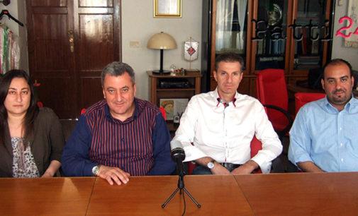 SANT'ANGELO DI BROLO – Ieri pomeriggio incontro sindaco e giunta comunale con il neo Presidente del Consiglio comunale