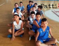 """PATTI – Alma Basket, lunedì riprenderanno i corsi di minibasket nel  """"PalaSerranò"""" di Case Nuove Russo"""