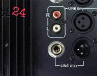 MESSINA – In auto due amplificati da 700 Watt ciascuno, varie casse e un subwoofer da W 500 a tutto volume,  30enne denunciato