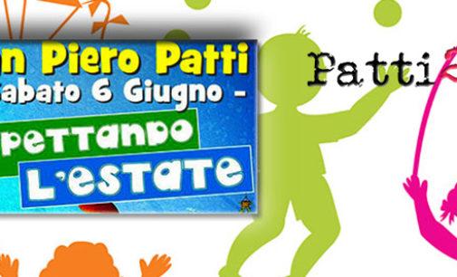 """SAN PIERO PATTI – """"ASPETTANDO L'ESTATE"""": sabato sera giochi e sagre a cura del gruppo Scout"""