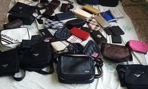 MESSINA – Senegalese denunciato per commercio di prodotti contraffatti, ricettazione e inosservanza del decreto di espulsione