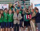 """PATTI – La Lombardia fa bottino pieno conquistando entrambi i titoli del """"Trofeo delle Regioni"""""""