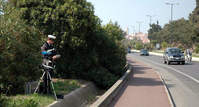 MESSINA – Da domani autovelox sulla Panoramica dello Stretto