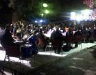 PATTI – Che bel concerto in Villa!