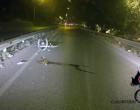 GIARDINI NAXOS – Investe ciclista e scappa, rintracciato pirata della strada