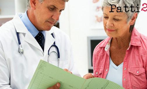 MESSINA – Giovedì  9 luglio giornata di prevenzione dedicata all' osteoporosi