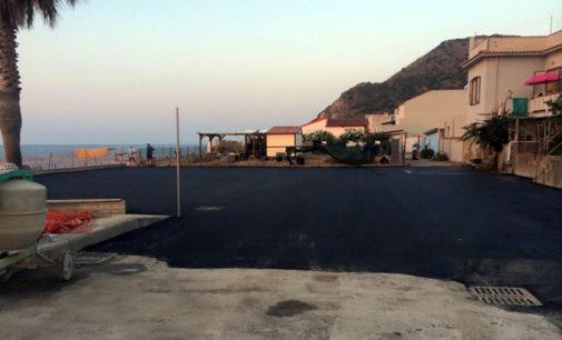 PATTI – Nuovi parcheggi a Mongiove, domani il taglio del nastro