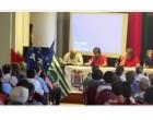 MESSINA – Riforma ex Province, i dipendenti occupano il Salone degli Specchi