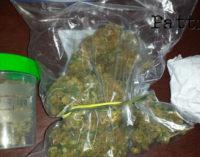 CASTELL'UMBERTO – In cinque denunciati per detenzione di sostanze stupefacenti