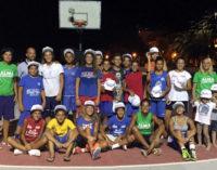 PATTI – L'estate a canestro dell' Alma Basket nelle piazze e spiagge cittadine