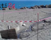 PATTI – Proteste per uno scarico di acque maleodoranti sulla spiaggia di Mongiove