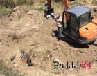 PATTI – Liquami in mare, in corso i lavori sulla condotta di via Sant'Eramo
