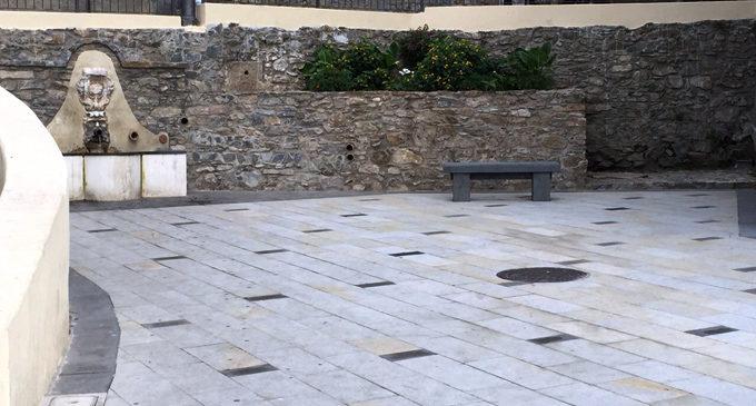 PATTI – Nuovi spazi a Sorrentini: taglio del nastro per Largo Fontana e Fontana Denti