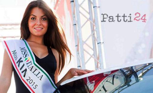 SAN PIERO PATTI – Miss Kia 2015 ha il volto di Asia Galvagno. L'incoronazione tv domenica 20 su La7