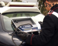 MESSINA – Nel fine settimana tre patenti ritirate per guida in stato d'ebrezza